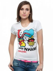 T-shirt Damski Model H-37-072 SET1